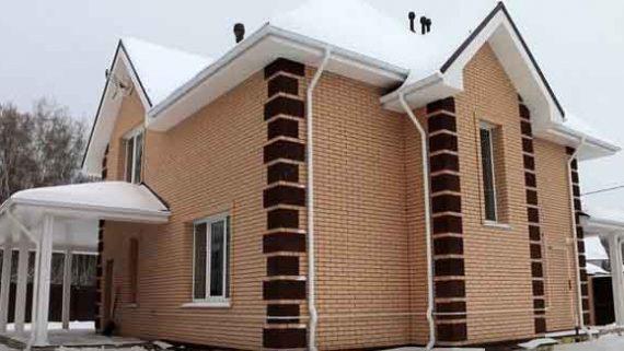 Строительство домов из кирпича недорого во Владивостоке