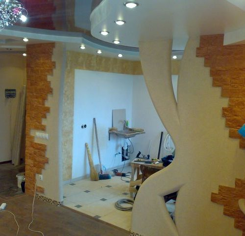 Ремонт квартиры под ключ в одной из новостроек Владивостока