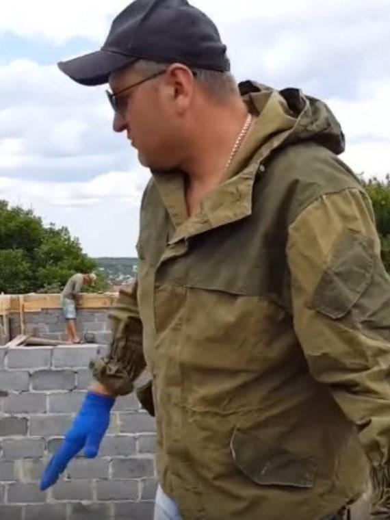 Мастер строительных работ Егор