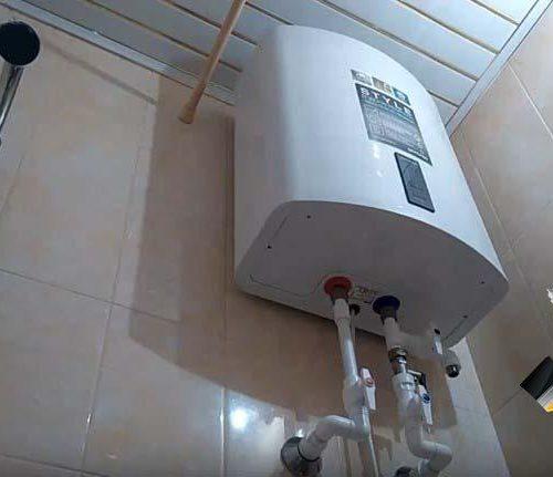 Установка бойлера, водонагревателя во Владивостоке