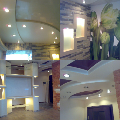 Услуги в ремонте квартир в новостройках под ключ