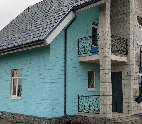 Строительство дома из газобетона во Владивостоке