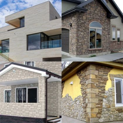 Фасадные работы доступно и недорого во Владивостоке
