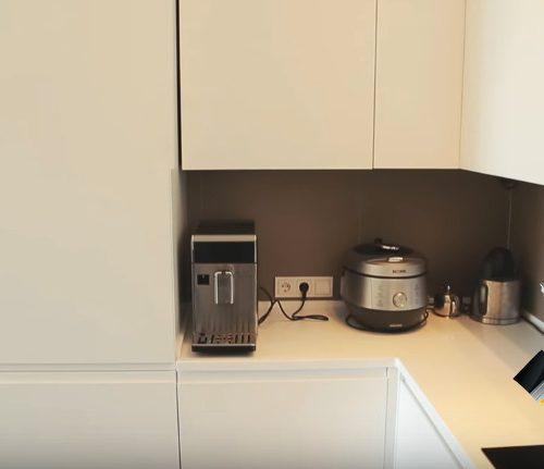 Ремонт и монтаж кухни в новостройке