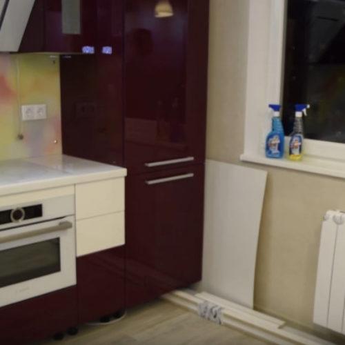 Отделка кухни в Хрущёвке от нашей компании
