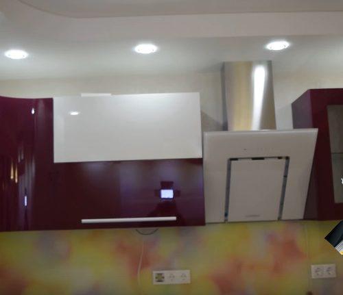Установка новой кухни в Хрущёвке