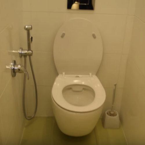 Ремонт туалета в Хрущёвке получилось классно!