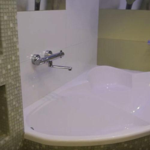 Большая ванна в Хрущёвке