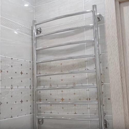 Ремонт ванной комнаты по ул. Луговая во Владивостоке