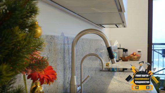 Быстрый и недорого ремонт гостиной комнаты во Владивостоке
