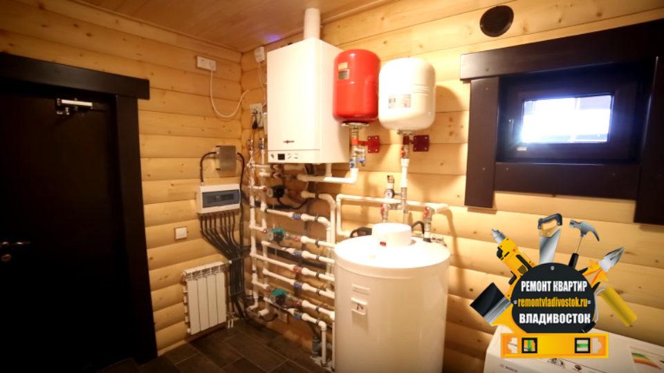 Строительство деревянных бань из бруса под ключ во Владивостоке и Приморском крае
