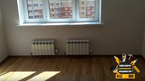 Ремонт квартир во Владивостоке