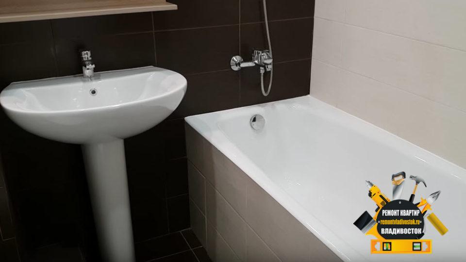 Косметический ремонт квартиры быстро и недорого от нашей компании «Ремонт квартир Владивосток»