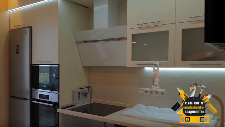 Ремонт в хрущёвке от компании — «Ремонт квартир Владивосток»