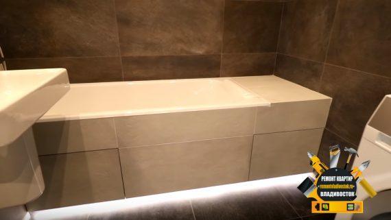 Ремонт ванной комнаты во Владивостоке доступно и недорого!