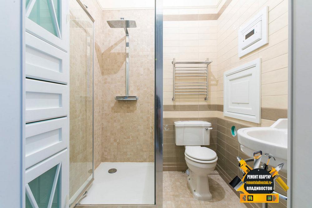Дизайн ванной комнаты с последующей отделкой