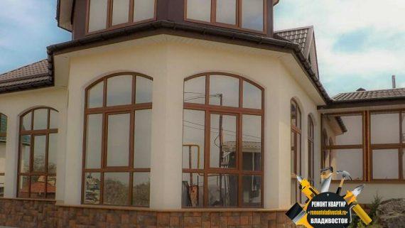 Ремонт загородного дома во Владивостоке качественно и красиво!