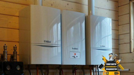 Монтаж электрического отопления по доступной цене во Владивостоке