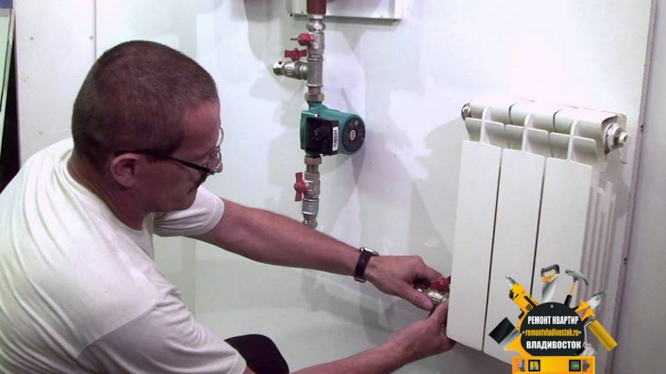 Монтаж электрического отопления во Владивостоке