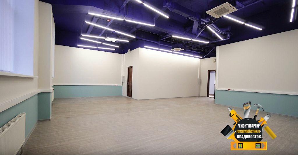"""Отделка офисов во Владивостоке от компании -""""Ремонт квартир Владивосток"""""""