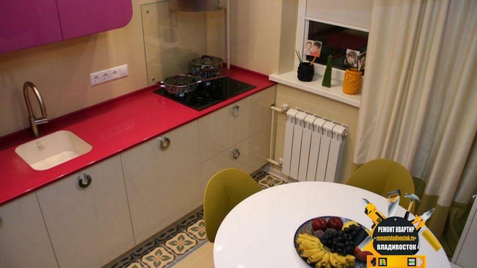 Ремонт кухни выравниваем стены