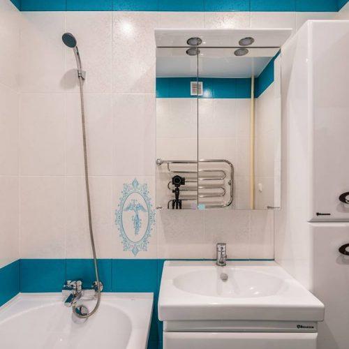 Ремонт ванной комнаты Нейбута 4а