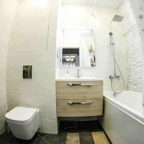 Ремонт ванной комнаты под ключ от нашей компании