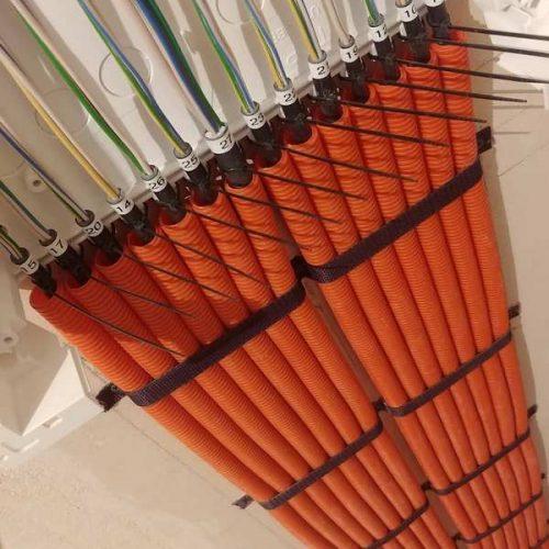 Надёжные материалы для монтажа электропроводки