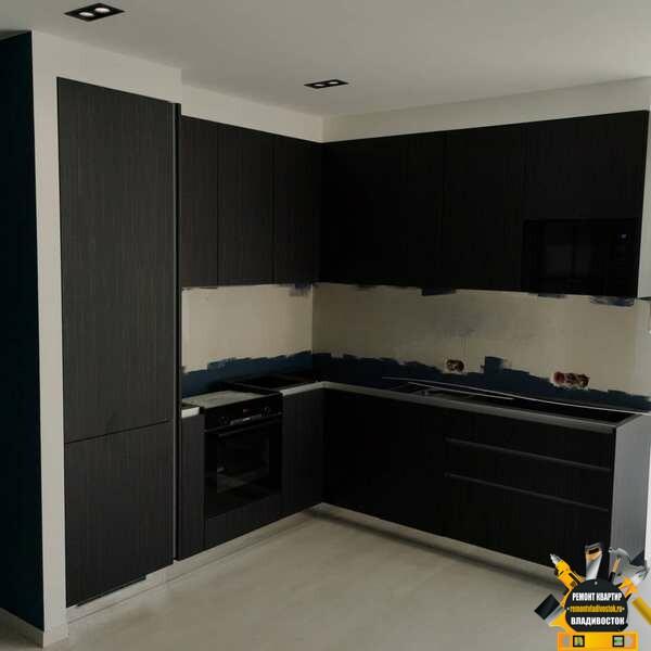 Как сохранить потолок на кухне?