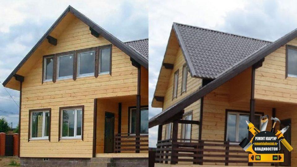 Каркасные дома — оптимальный выбор для дачника во Владивостоке