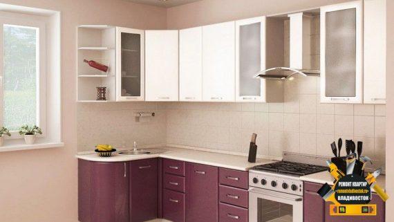Покраска кухни недорого