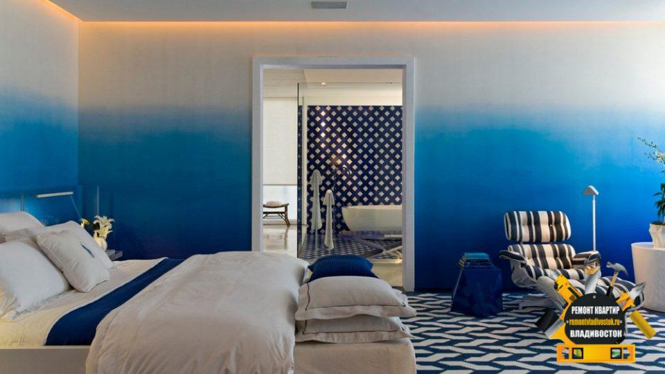 В какой цвет покрасить стены?