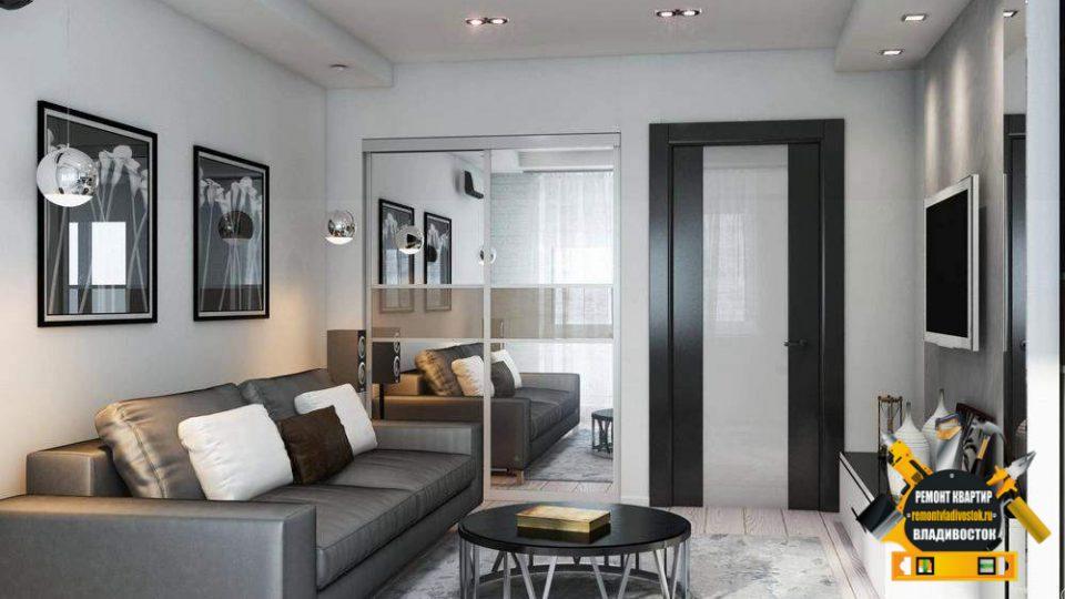 Почему следует заказать ремонт двухкомнатной квартиры в «Ремонт квартир Владивосток»